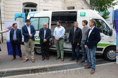 Nueva ambulancia de Alta Complejidad para la ciudad
