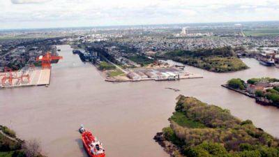 Proyectan una autovía que conecte el Puerto La Plata con la Ruta 6