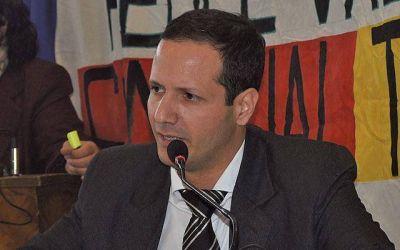 """El FR busca eliminar los """"súper poderes"""" de Insaurralde"""