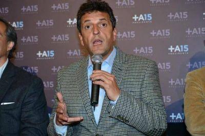 """Para Massa, """"la gran inversión de la Argentina es que las PyMEs crezcan"""""""