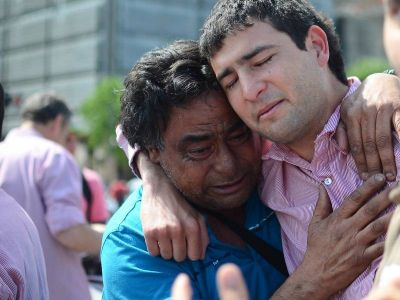 """Triunfo de los choferes del Este: Reincorporan a los despedidos y reconocen la agrupación """"El Bondi"""""""