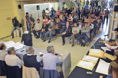 Se conocieron las ofertas para construir la rotonda del camino Roque González