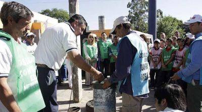 Lanzan en Los Ralos una campaña para prevenir dengue y zika