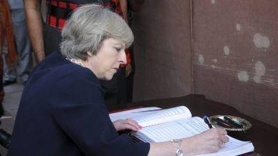 Preparan una ley para debatir el Brexit en el Parlamento británico