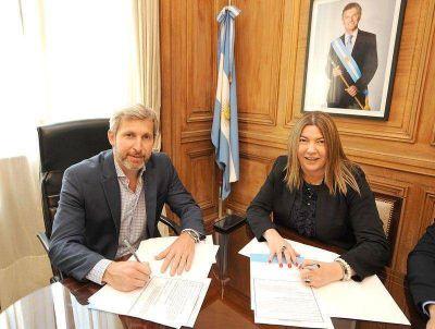 Destinarán 300 millones de pesos para importantes obras en Ushuaia y Río Grande