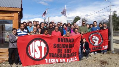 Se formó la Unidad Solidaria de los Trabajadores