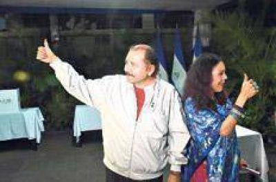 Ortega ganó las elecciones en Nicaragua