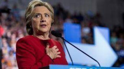 En la vispera de la elección, Clinton llama a votar por un Estados Unidos inclusivo
