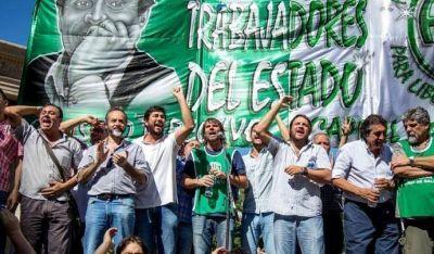Sin respuestas, ATE ratificó el séptimo paro nacional contra Macri