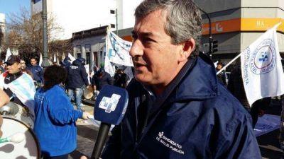Miguel Zubieta anuncio que provincia pasará 5 mil becarios de Salud Pública a planta permanente