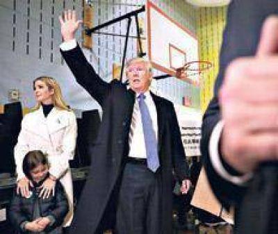 Trump dio el batacazo e hizo temblar al mundo