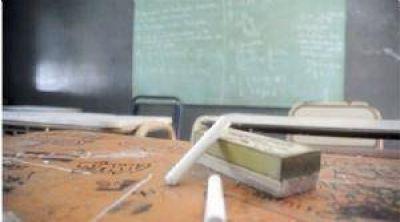 Paran mañana los docentes en Provincia