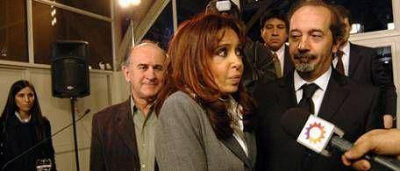 Kirchner dejó sin trabajo al vocero de Cristina