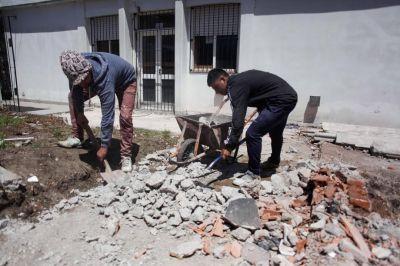 Avanzan las obras de remodelación y ampliación de cuatro Centros de Salud