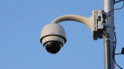 Casi la mitad de las cámaras de seguridad no funcionan