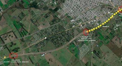 Macri presenta las obras de la postergada ruta 5 en Luján