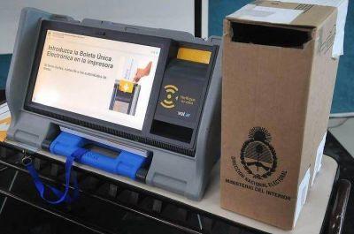 Santa Rosa: sólo MSA ofertó para el voto electrónico