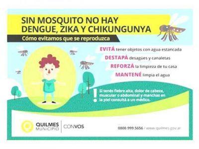 Retoman la lucha contra el dengue