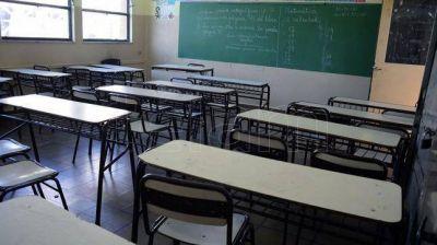 Paran el jueves los maestros del Frente Gremial Docente bonaerense