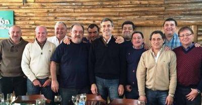 Pensando en 2017, el MASA se reunió con Randazzo