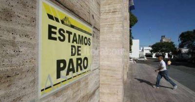 48 horas de paro de municipales santafecinos por reapertura de paritarias