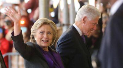 Hillary Clinton, tras la derrota: