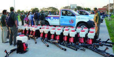 Nación asistió con fondos a Formosa y a la región para la lucha contra el dengue
