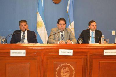 Con el voto del oficialismo se aprobó el Presupuesto Municipal
