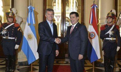 Confirman presencia de Insfrán en el encuentro entre Cartes y Macri