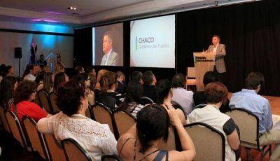 Con un fuerte llamado a impulsar la industria textil, se realizó la apertura de Chaco Tex