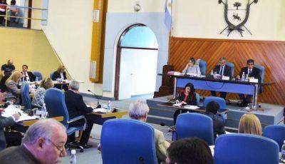 El pedido de fondos nacionales, aprobado en la Legislatura