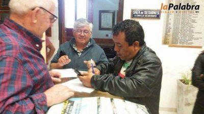 Gremios municipales volvieron a rechazar la oferta salarial
