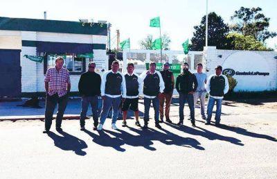 Camioneros bloquea el ingreso a Gente de La Pampa y Enresa