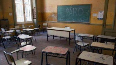 Jueves sin clases en Bahía Blanca