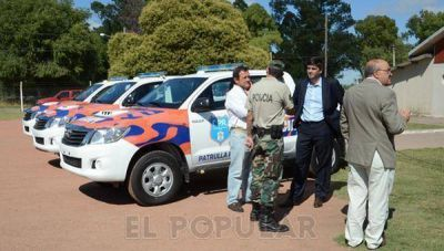 El Municipio adquirirá nuevos móviles policiales