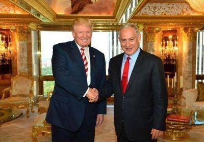Netanyahu: ''Trump es un verdadero amigo de Israel''