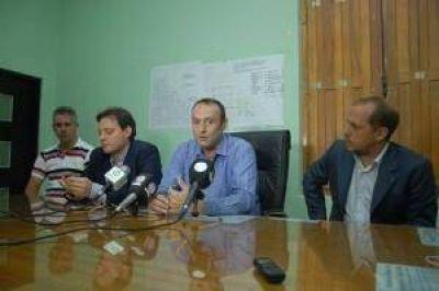 Aguas de Catamarca anunció obras provisorias para zona Oeste