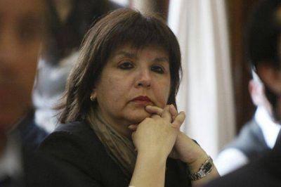 """Cristina Coria: """"Hasta que el Bloque decida lo contrario el Presidente sigue siendo el mismo"""