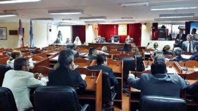 Reforma: El FCS dejó sin quórum y responsabilizó a Corpacci
