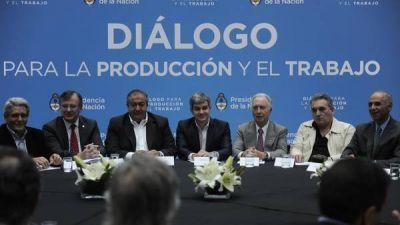 Postergan hasta el lunes 21 la nueva reunión de la mesa de diálogo social