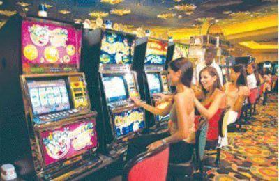 Prevén aumento impositivo para casinos y tragamonedas