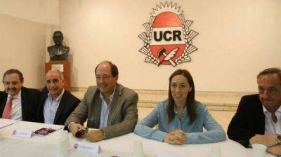 La UCR y el PRO buscan armar listas en común: bronca en el alfonsinismo, que quiere competir