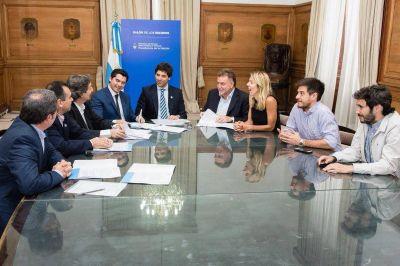 Mendoza recibirá financiamiento nacional por $167 millones para infraestructura