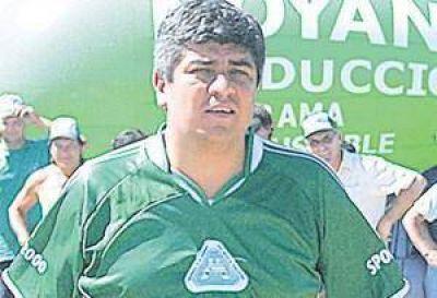 Llegan tiempos de lucha, vaticinó Pablo Moyano