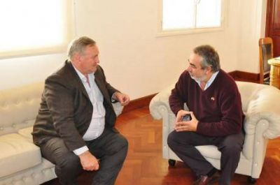 Joaquín De La Torre encabezará distintas actividades por el Día de la Producción, en Junín