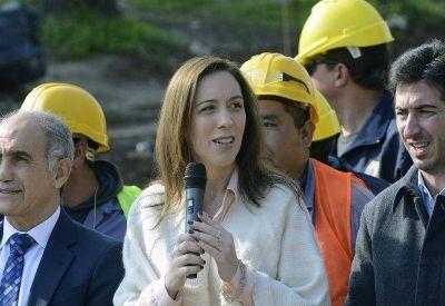 El Gobierno bonaerense destinará 29 mil millones para obras en 2017