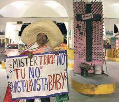Viaje a México desde el corazón de las tinieblas