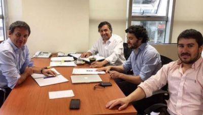Costa detalló ciudad por ciudad las obras que llegarán a Santa Cruz