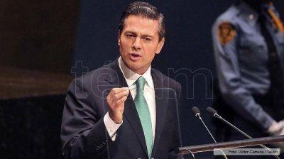 Enrique Peña Nieto habló con Trump y acordaron un encuentro antes de su asunción