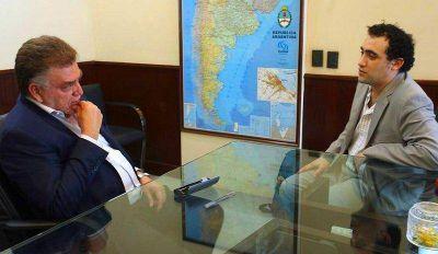 Gobierno de Macri le enviará 640 millones de pesos en obras a Las Heras
